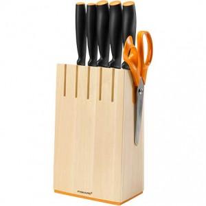 Набор ножей в блоке (5 шт.) Functional Form Fiskars 1014211